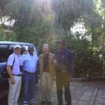 Départ de Bujumbura pour Bisoro