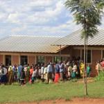Une école de Bisoro