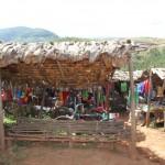 Le marché de Bisoro