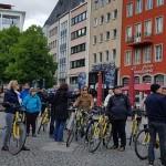 Cologne à vélo