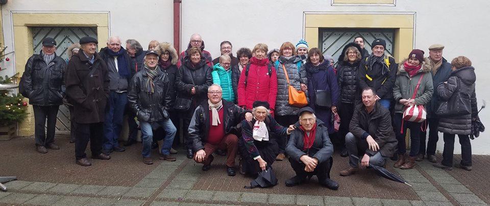 Photo de famille des participants de l'édition 2018